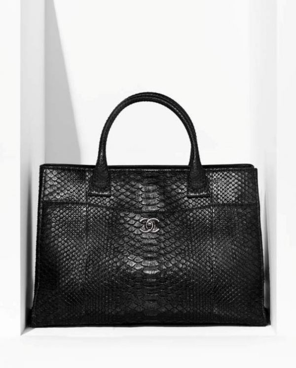 large shopping bag Channel cruise collection 10 bmodish