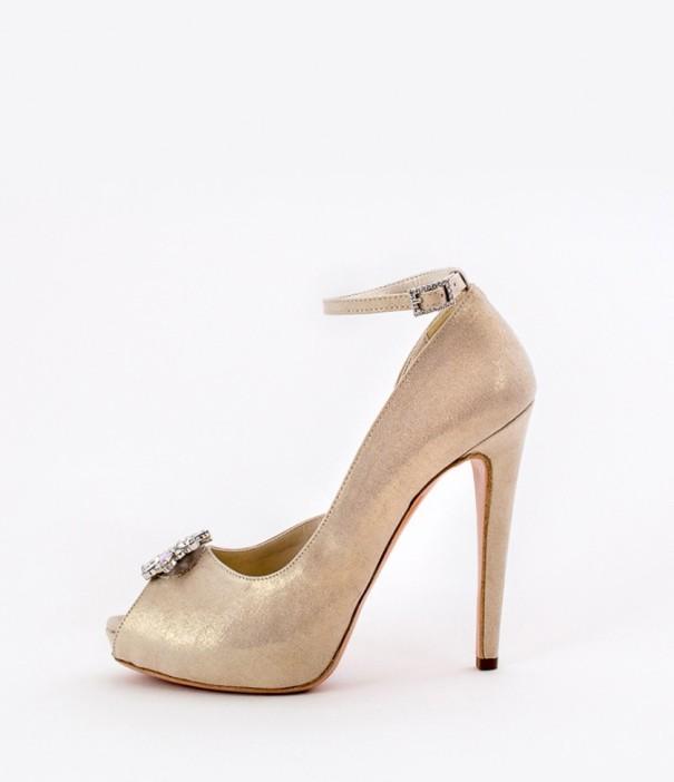 Alessandra Rinaudo Wedding Shoes 1 bmodish