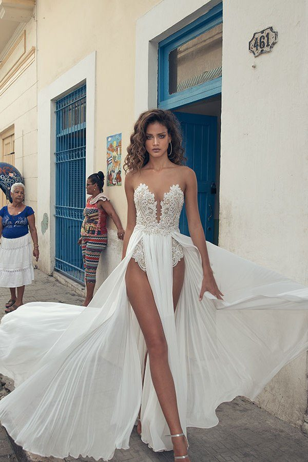 Julie Vino 2018 Bridal Couture 1 Bmodish