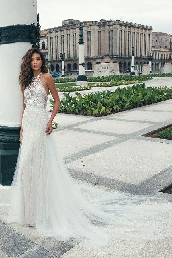 Julie Vino Havana wedding dresses 2018 9 Bmodish