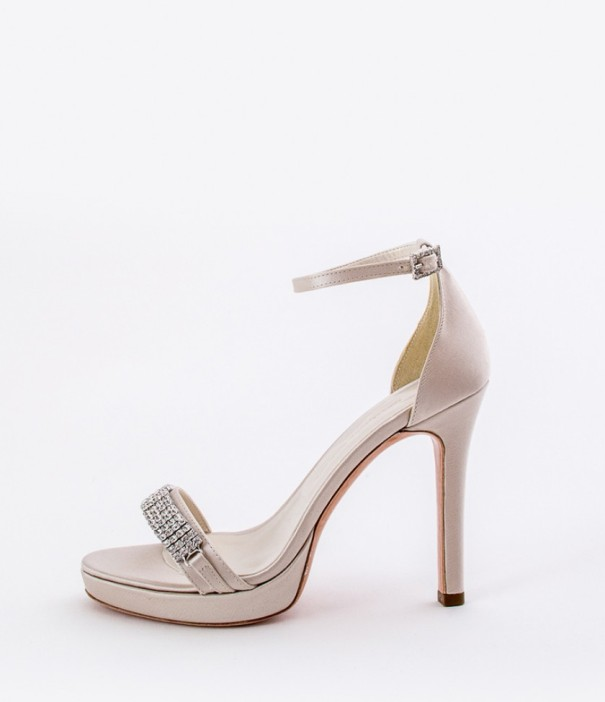 Strap Heels Wedding Shoes Alessandra Rinaudo 13 bmodish