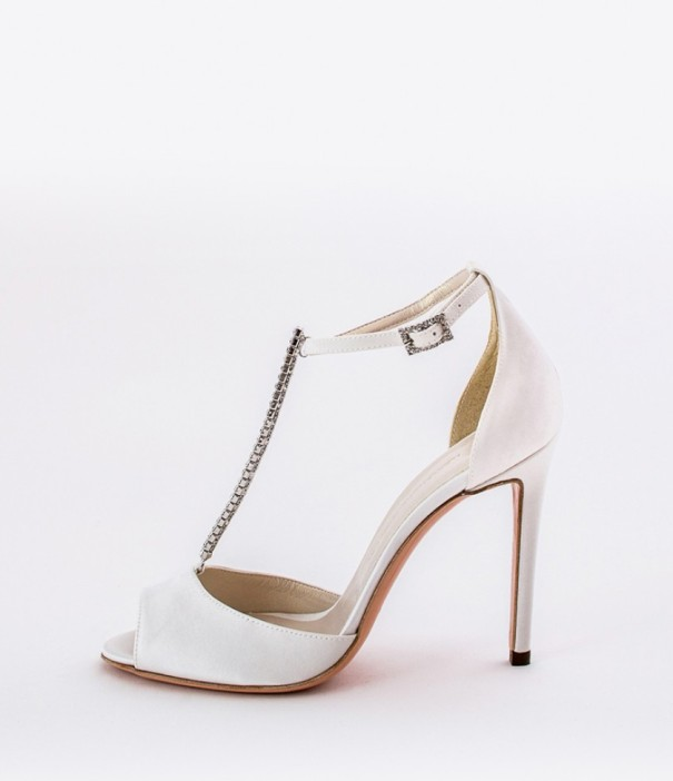 White Wedding Shoes Alessandra Rinaudo 7 bmodish