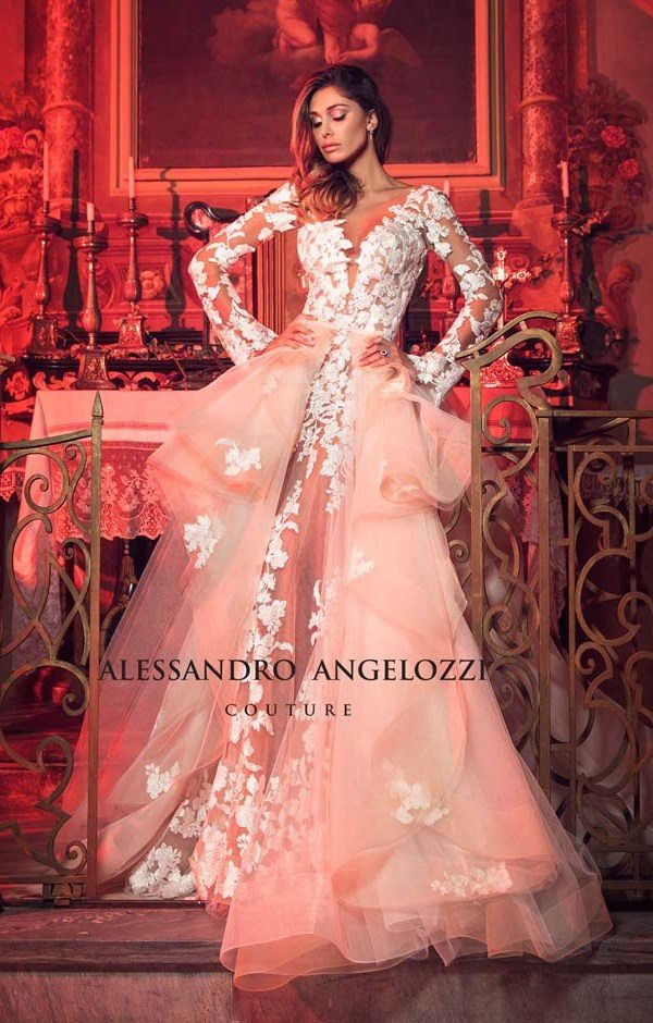 alessandro angelozzi 2018 spring bridal collection 22 bmodish