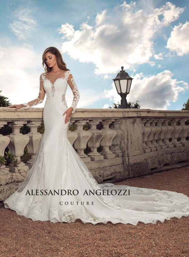 alessandro angelozzi 2018 spring bridal collection 25 bmodish
