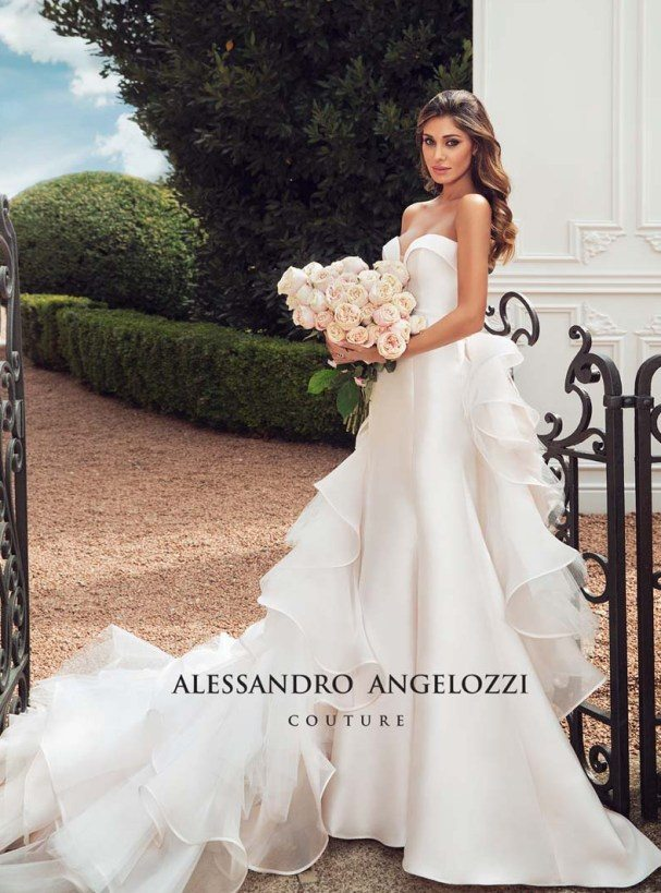 alessandro angelozzi 2018 spring bridal collection 26 bmodish