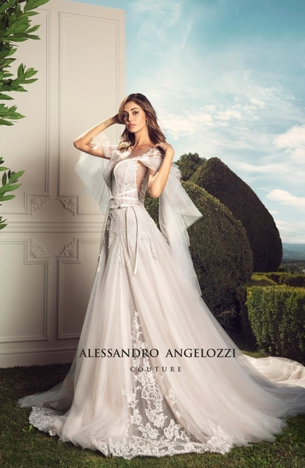 alessandro angelozzi 2018 spring bridal collection 6 bmodish