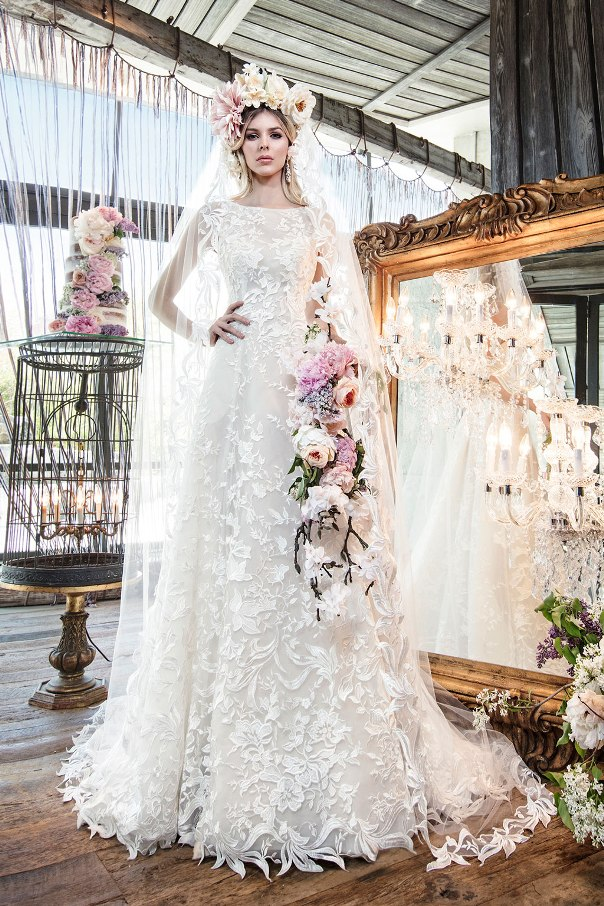 HAYLEY_yumi katsura wedding dresses spring summer 2019
