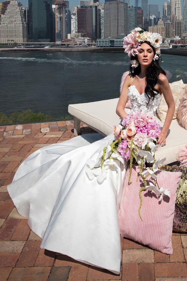 HIRORI_yumi katsura wedding dresses spring summer 2019