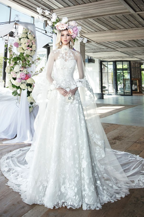 HOPE_yumi katsura wedding dresses spring 2019 collection