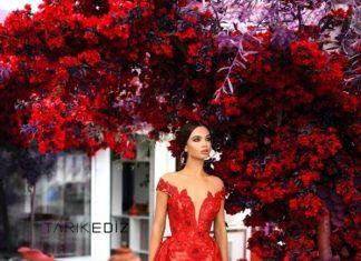 tarik ediz 2019 evening dress 1 bmodish