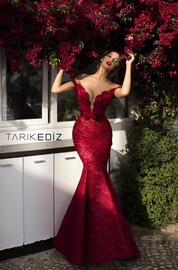 tarik ediz evening dress 3 bmodish