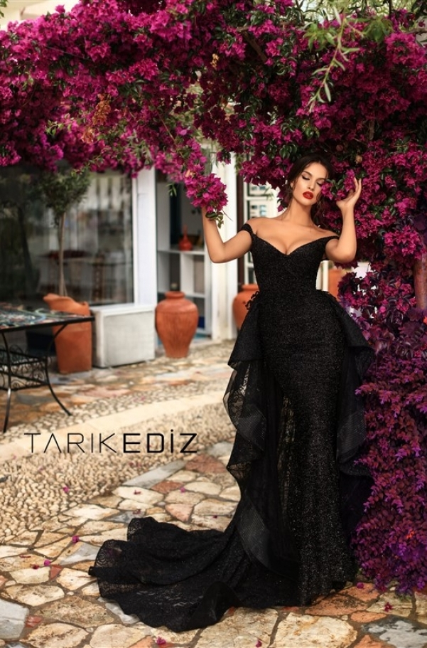 tarik ediz evening dress 4 bmodish
