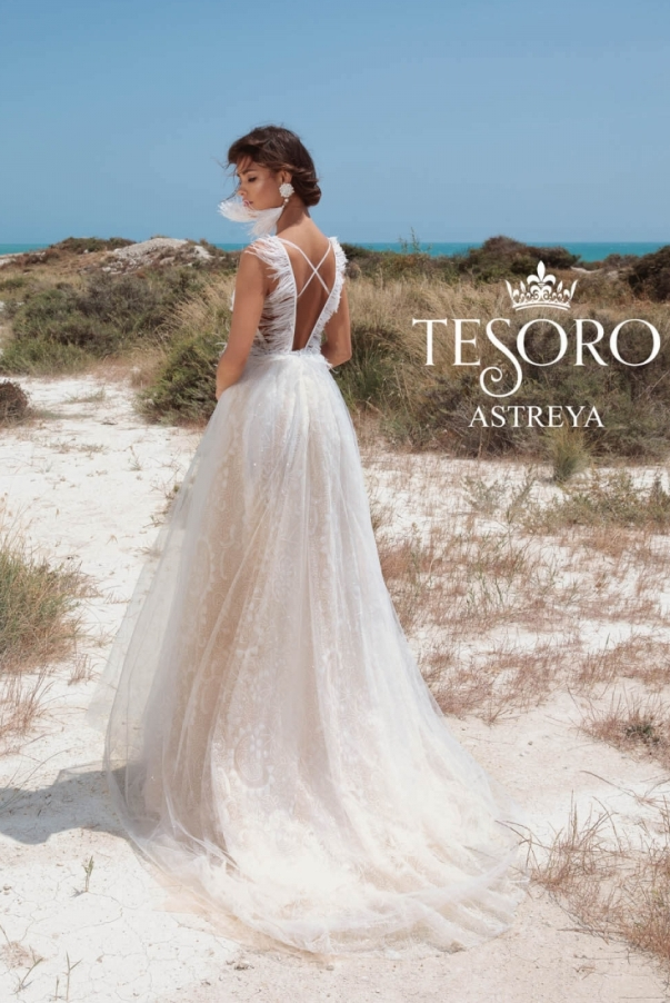 Astreya tesoro wedding dress collection 1 bmodish