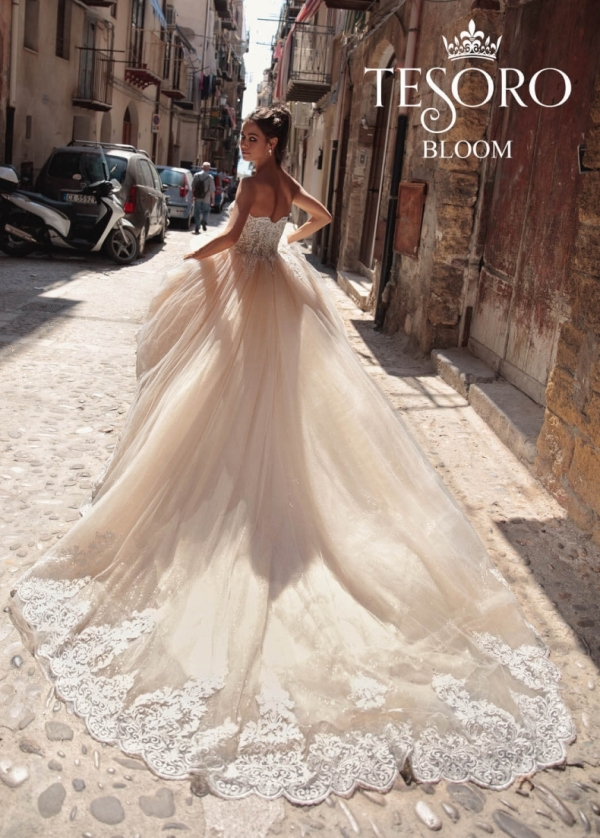 Bloom tesoro wedding dress collection 3 bmodish 2