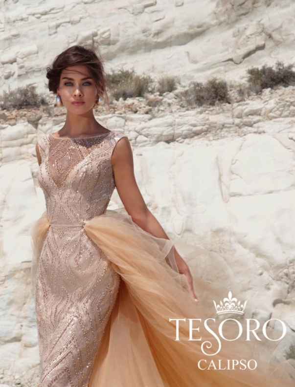 Calipso tesoro wedding dress collection 1 bmodish