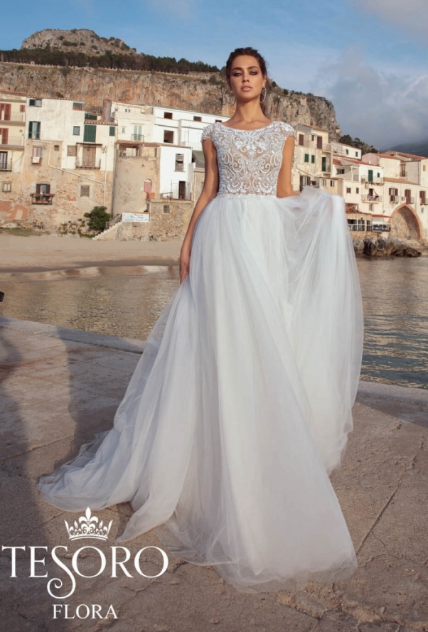 Flora tesoro wedding dress collection 2 bmodish
