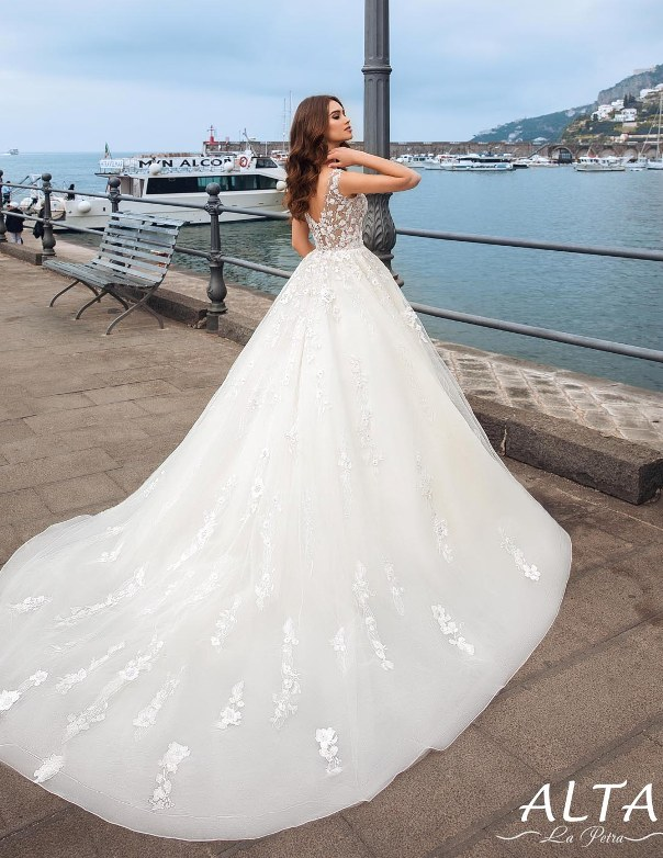 LaPetra 2019 alta wedding dress 2 bmodish