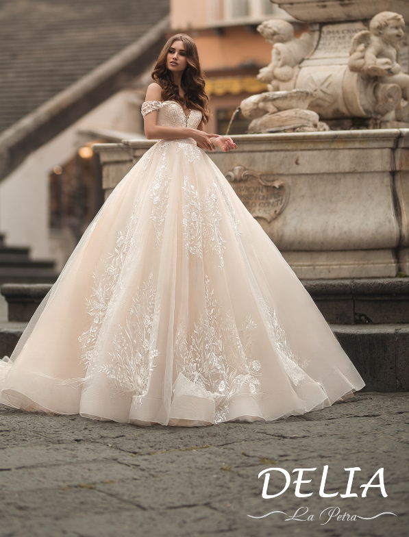 LaPetra 2019 delia wedding dress 2 bmodish
