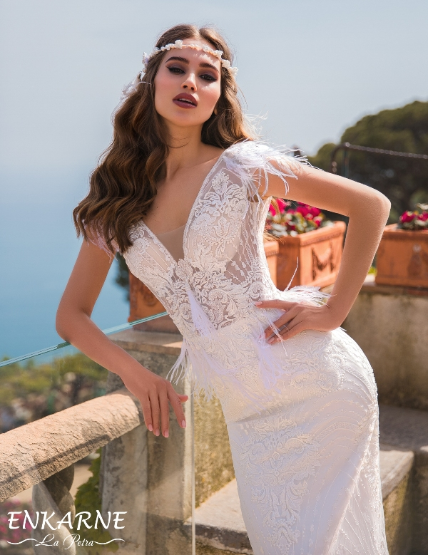 LaPetra 2019 enkarne wedding dress 1 bmodish