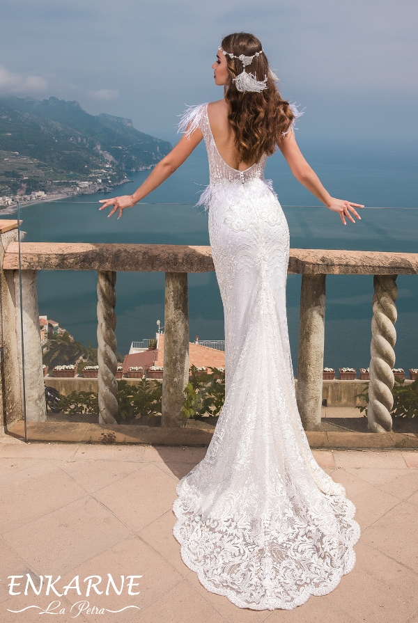 LaPetra 2019 enkarne wedding dress 2 bmodish