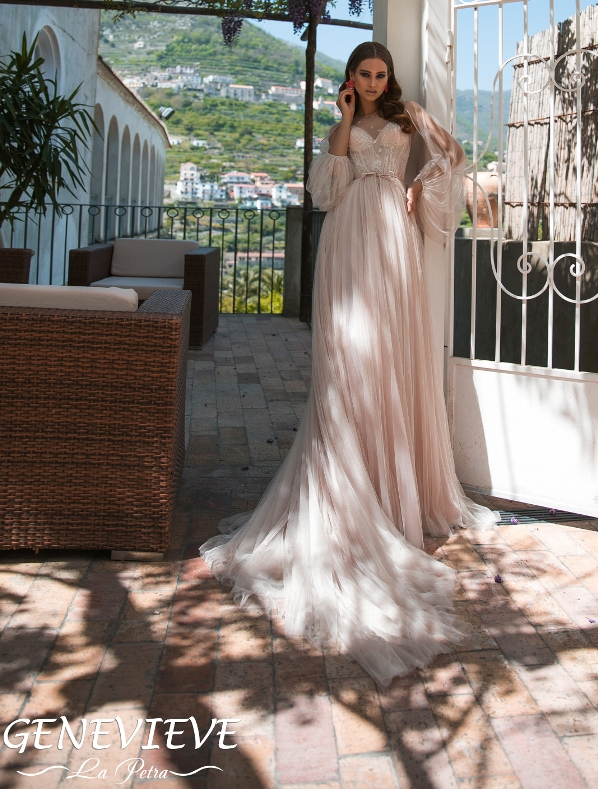 LaPetra 2019 genevieve wedding dress 2 bmodish