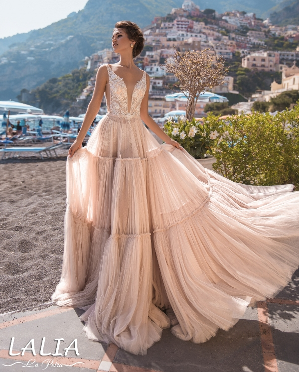 LaPetra 2019 wedding dresses collection 1 bmodish