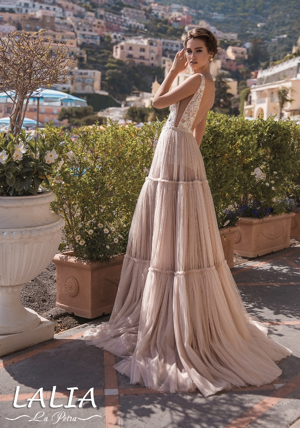 LaPetra 2019 wedding dresses collection 2 bmodish
