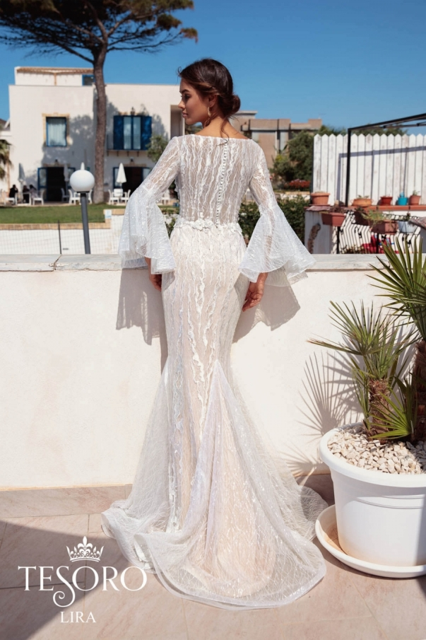 Lira tesoro wedding dress collection 1 bmodish