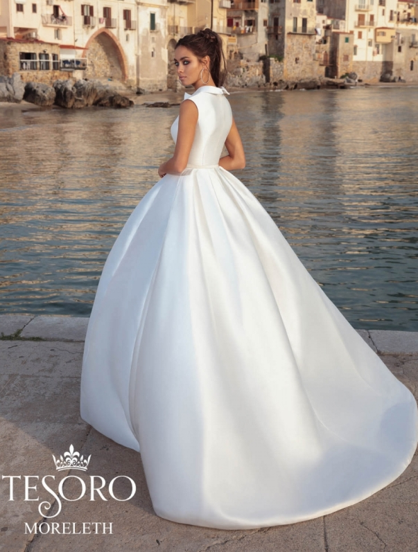 Moreleth tesoro wedding dress collection 1 bmodish