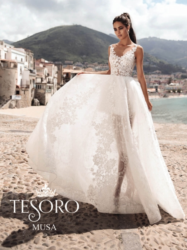 Musa tesoro wedding dress collection 1 bmodish