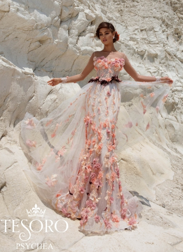 Psychea tesoro wedding dress collection 1 bmodish