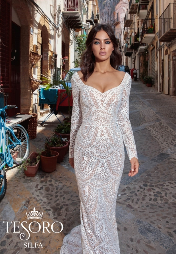 Silfa tesoro wedding dress collection 1 bmodish