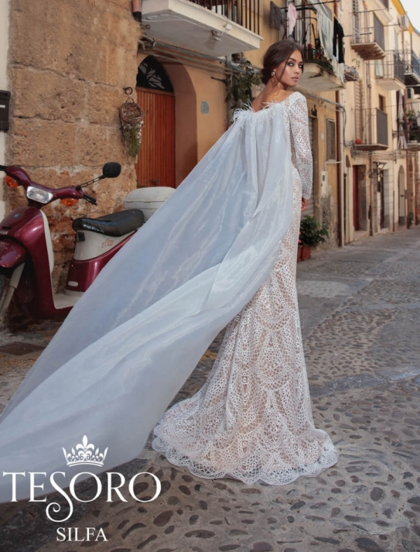 Silfa tesoro wedding dress collection 2 bmodish