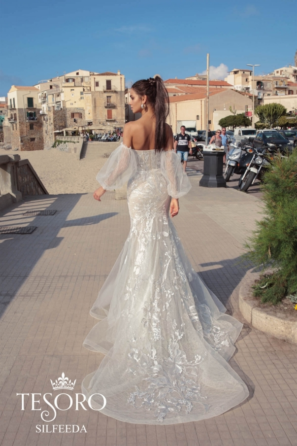 Silfeeda tesoro wedding dress collection 1 bmodish