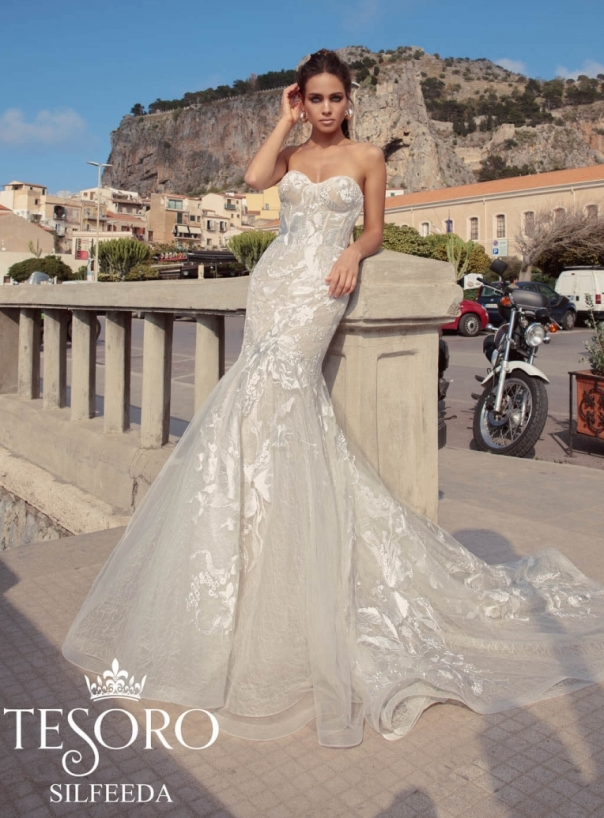 Silfeeda tesoro wedding dress collection 2 bmodish