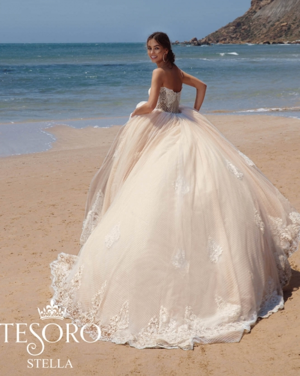 Stella tesoro wedding dress collection 1 bmodish