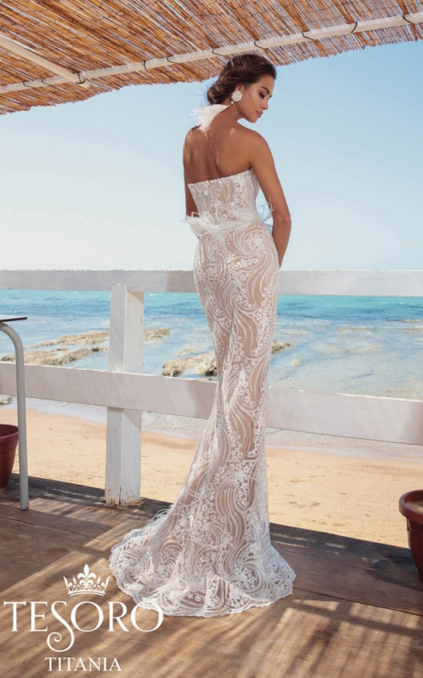 Titania tesoro wedding dress collection 2 bmodish