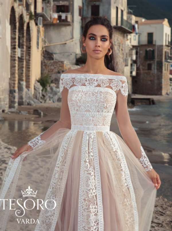 Varda tesoro wedding dress collection 2 bmodish