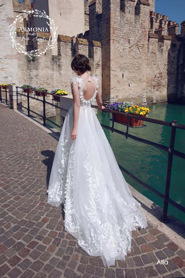 Alla armonia 2019 wedding dresses 2 bmodish 2