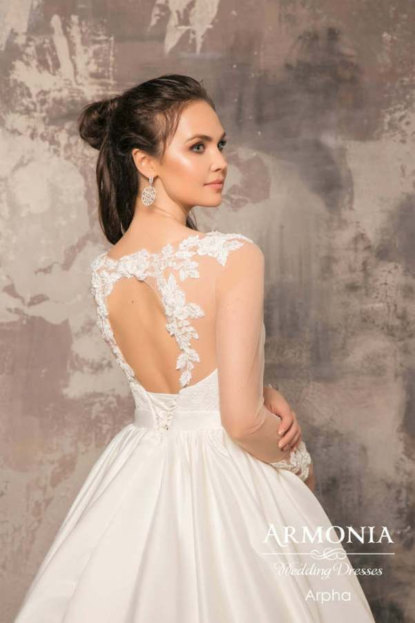 Arpha armonia 2019 wedding dresse bmodish