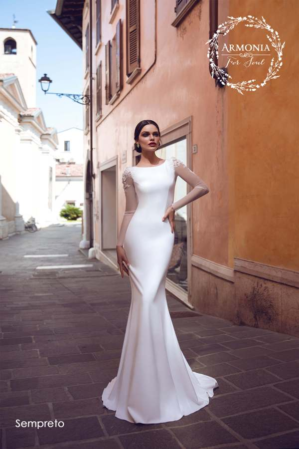 Sempreto armonia 2019 wedding dress 1 bmodish 1