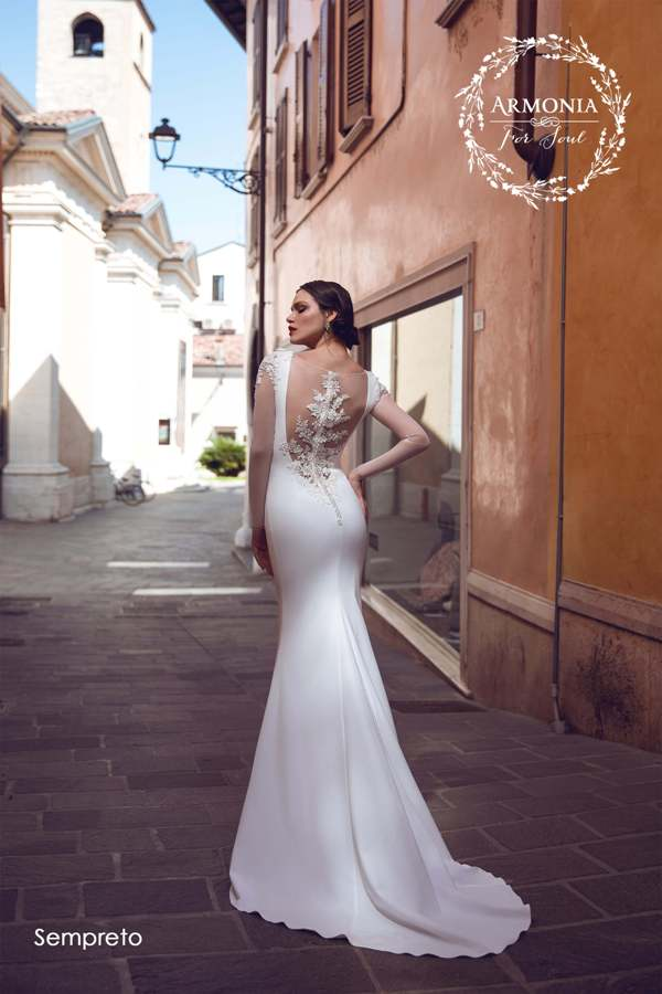 Sempreto armonia 2019 wedding dress 2 bmodish 2