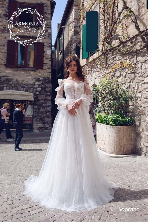 Soprano armonia 2019 wedding dress 1 bmodish